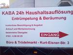 Ihre Haushaltsauflösung Leipzig - seit 25 Jahren zuverlässig für Sie unterwegs